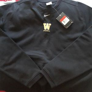 UW sweatshirt